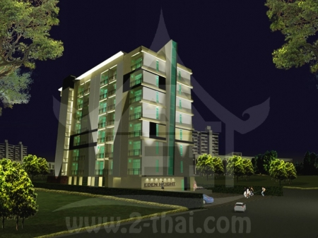 Eden Heights Pattaya Condo  - Hot Deals - Buy Resale - Price, Thailand - Apartments, Location map, address