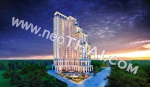 Pattaya, Apartment - 33 sq.m.; Sale price - 3.750.000 THB; Empire Tower Pattaya