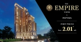 27 Mars 2018 Empire Tower Pattaya