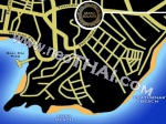 Grand Solaire Pattaya, Thaïlande - Appartements, Maps