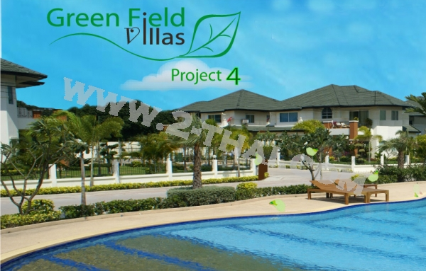 Green Field Villas 4 Pattaya Condo  - Hot Deals - Buy Resale - Price, Thailand - Houses, Location map, address