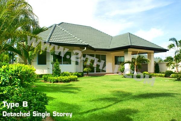 芭堤雅, 别墅 - 575 m²; 出售的价格 - 6.363.600 泰銖; Green Field Villas 4