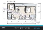 Pratamnak Hill Imperial Twins Residence unit plans