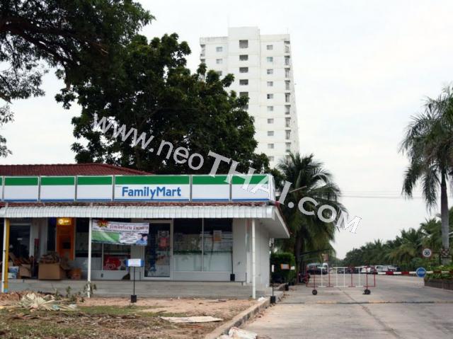 Jomtien Beach Condominium (Rimhat) Pattaya - Hot Deals - Buy Resale - Price, Thailand - Apartments, Location map, address