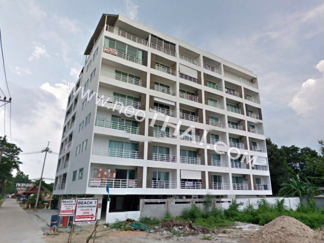 Jomtien Beach Mountain Condominium 3 Pattaya, Thailand - Wohnungen, Maps