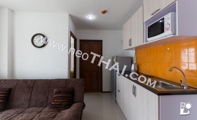 พัทยา, อพาร์ทเมนท์ - 31 ตรม; ราคาขาย - 1,340,000 บาท; จอมเทียนบีชเมาน์เท่นคอนโดมิเนี่ยม 6 - Jomtien Beach Mountain Condominium 6