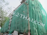 04 April 2013 Jomtien Beach Mountain 6 - construction pictures