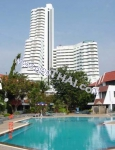Pattaya, Studio - 40 sq.m.; Sale price - 1.230.000 THB; Jomtien Beach Paradise Condominium