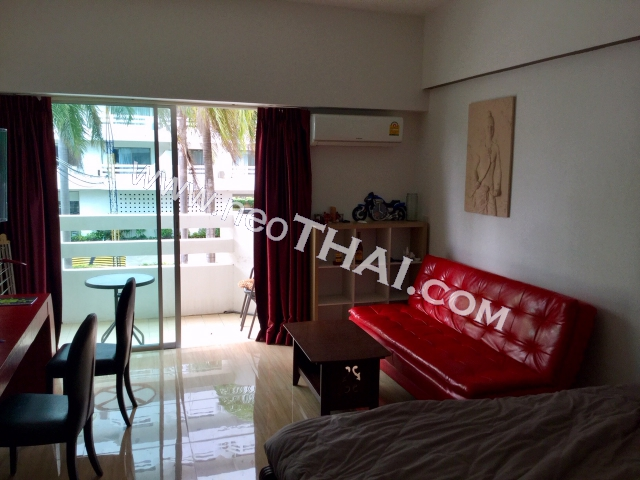 Pattaya, Studio - 36 sq.m.; Sale price - 1.450.000 THB; Jomtien Condotel