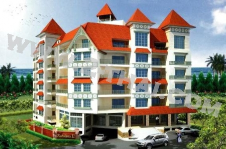 Katalina Residence II Pattaya Condo  - Hot Deals - Buy Resale - Price, Thailand - Apartments, Location map, address