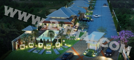 La Vallee Light Phase 2 Hua Hin Condo  - Hot Deals - Buy Resale - Price, Thailand - Houses, Location map, address