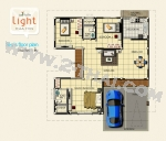 La Vallee Light Phase 2 - House 2427 - 2.350.000 THB