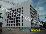 09 July 2012 Laguna Bay - Pattaya, a photo report from the construction site.
