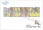 Jomtien Laguna Beach Resort 3 The Maldives floor plans, building A