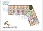 Jomtien Laguna Beach Resort 3 The Maldives floor plans, building B