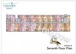 Jomtien Laguna Beach Resort 3 The Maldives floor plans, building D