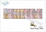 Jomtien Laguna Beach Resort 3 The Maldives floor plans, building F