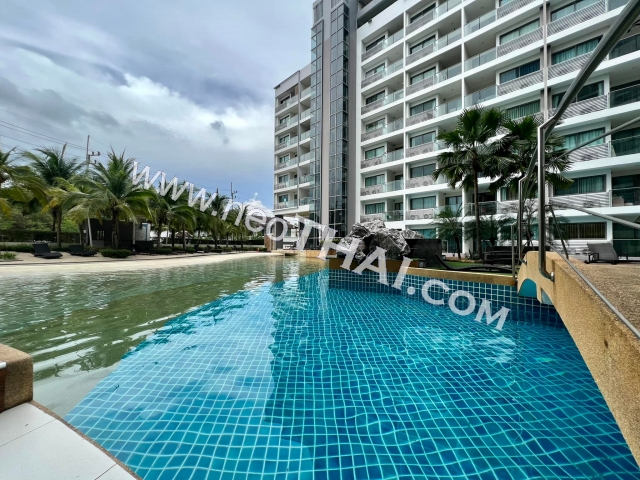 Pattaya, Apartment - 40 sq.m.; Sale price - 1.595.000 THB; Laguna Beach Resort Jomtien