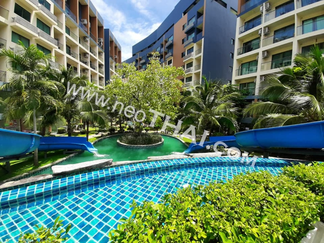 Laguna Beach Resort Jomtien 2 Pattaya, Thaïlande - Appartements, Maps