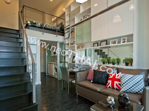 Pattaya, Studio - 25 sq.m.; Sale price - 1.199.000 THB; Laguna Beach Resort Jomtien 2