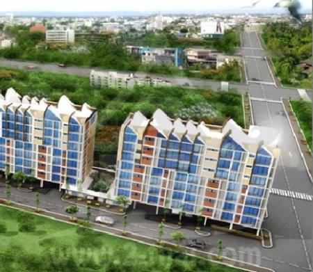 Life Vela Casa Pattaya Condo  - Hot Deals - Buy Resale - Price, Thailand - Apartments, Location map, address