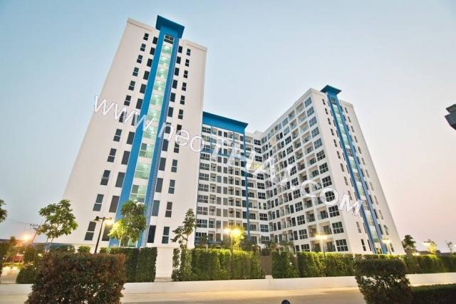 Nam Talay Condominium 芭堤雅, 泰国 - 住宅, 地图
