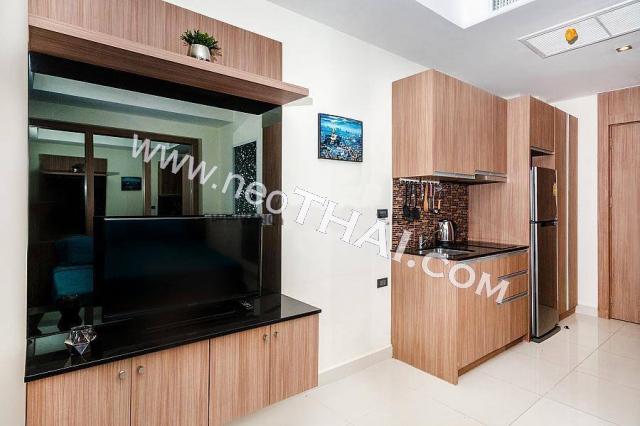 Pattaya, Studio - 26 sq.m.; Sale price - 1.090.000 THB; Nam Talay Condominium