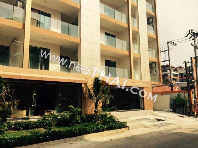 New Nordic C View Residence Pattaya Condo  - Hot Deals - Buy Resale - Price, Thailand - Apartments, Location map, address