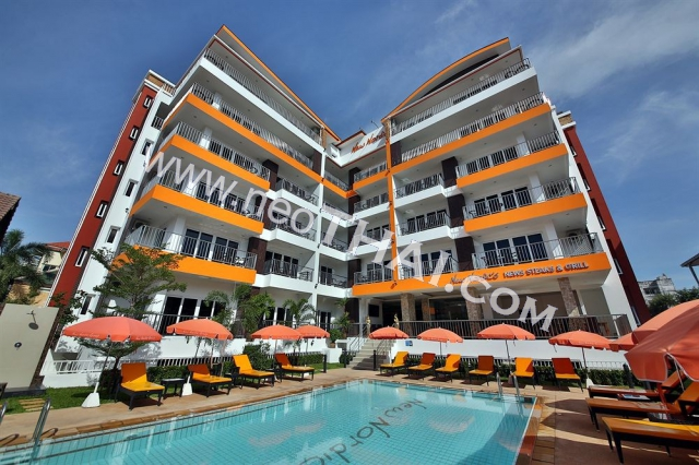 New Nordic VIP 5 Pattaya Condo  - Hot Deals - Buy Resale - Price, Thailand - Apartments, Location map, address