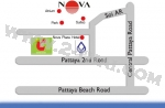 Nova Atrium Condominium Pattaya - Hot Deals - Buy Resale - Price, Thailand - Apartments, Location map, address