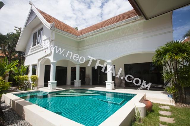 パタヤ, 戸建 - 300 平方メートル; 販売価格 - 9.599.000 バーツ; Ocean Lane Villas