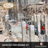 05 Februar 2018 City Garden Olympus construction site