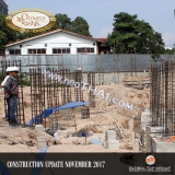 06 Septembre 2018 Olympus City Garden - Construction Updates