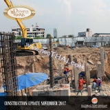 26 April 2018 Construction Update for Olympus City Garden
