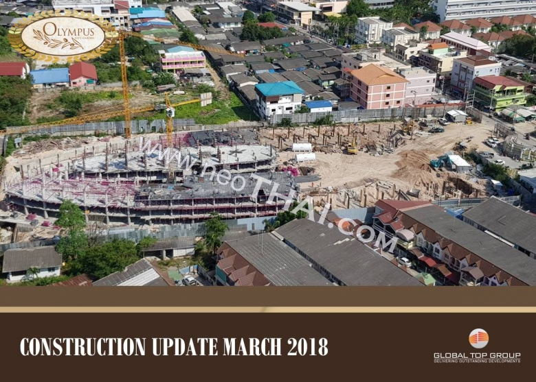 Construstion progress, April, May