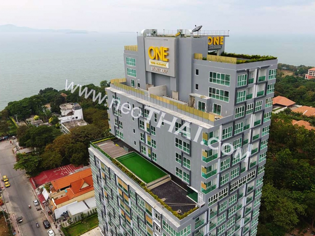 One Tower Pratumnak Condo 芭堤雅, 泰国 - 住宅, 地图