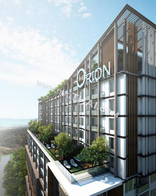 Orion Condominium Pattaya, Thaimaa - Asunnot, Kartat