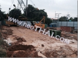 29 May 2014 Orion Pratumnak - construction site foto