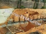 15 June 2014 Orion Pratumnak - construction site foto