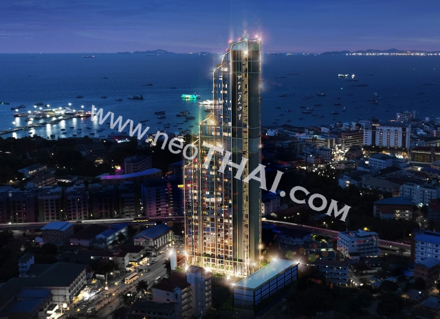 Pattaya, Apartment - 29.5 sq.m.; Sale price - 4.530.000 THB; Palm Bay 1