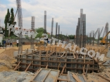 15 February 2011 Paradise Park, Pattaya - Basement construction