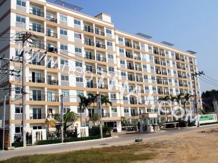 Park Lane Jomtien Resort Pattaya, Thailand - Wohnungen, Maps