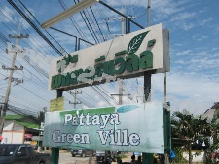 Pattaya Green Ville, Thaïlande - Maisons, Maps