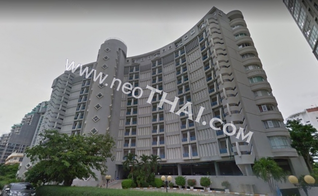 Peak Condominium Pattaya, Tailandia - Appartamenti, Maps