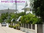 Hua Hin, House - 195 sq.m.; Sale price - 5.400.000 THB; Plumeria Hua Hin