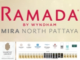 10 Januar Ramada Mira - new condo project in North Pattaya