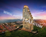 Riviera Ocean Drive - Appartements Pattaya