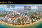 Pattaya, Apartment - 39.5 sq.m.; Sale price - 3.570.000 THB; Riviera Ocean Drive