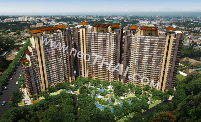 Savanna Sands Condominium Pattaya