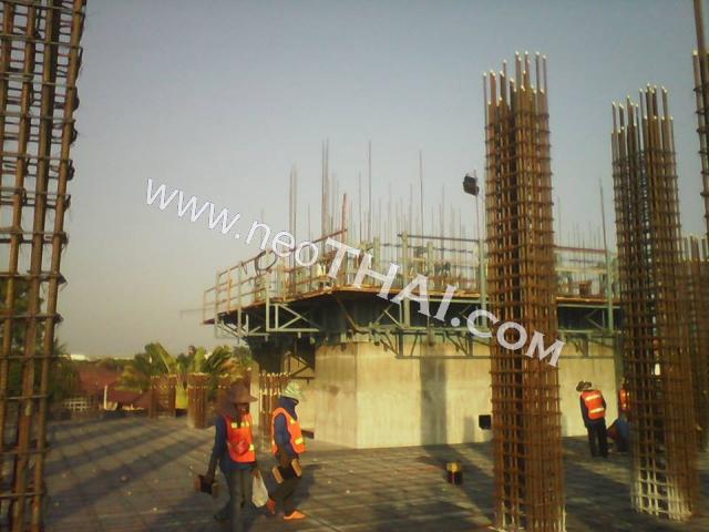 Construstion progress, September, October
